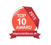 Daynurses TOP 10 award 2015